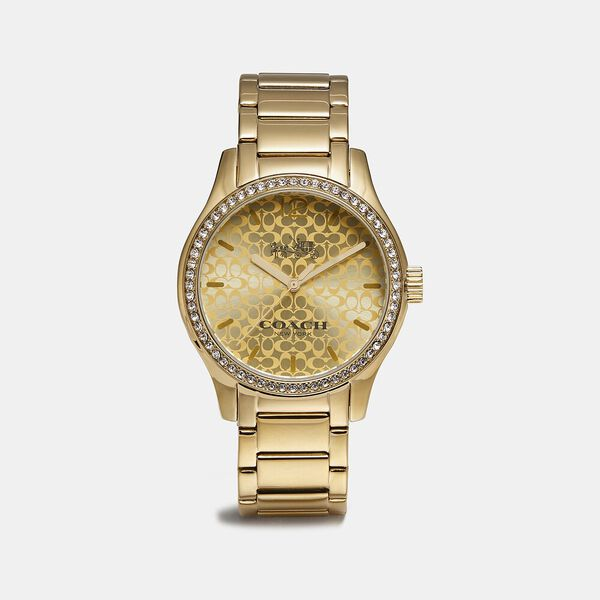 Maddy Watch, 37Mm, GOLD, hi-res