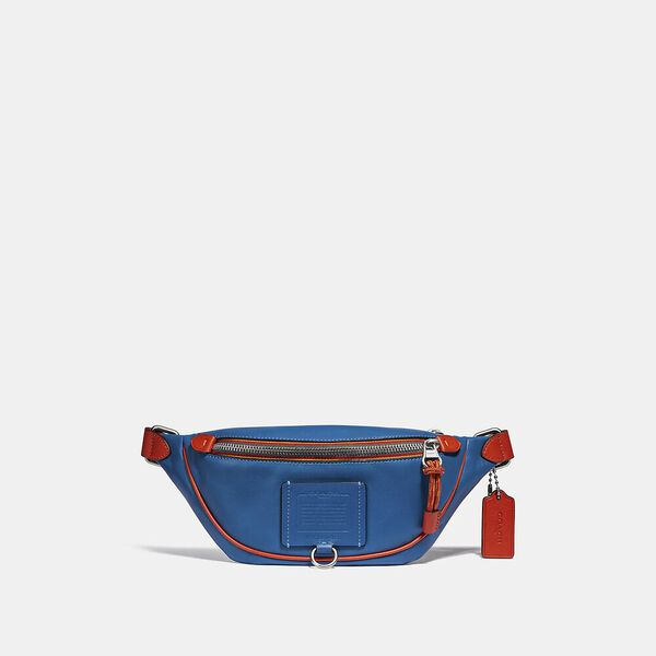 Rivington Belt Bag 7 With Varsity Zipper, SV/PACIFIC, hi-res