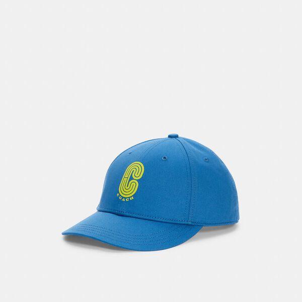 Retro Signature Cap, RACER BLUE, hi-res