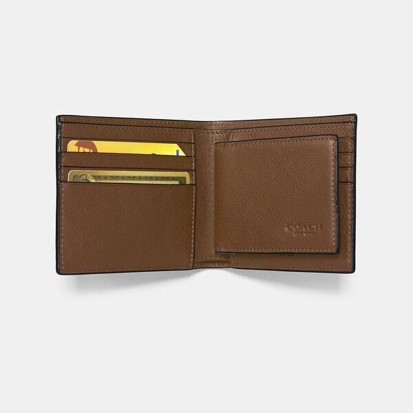 3-In-1 Wallet, DARK SADDLE, hi-res