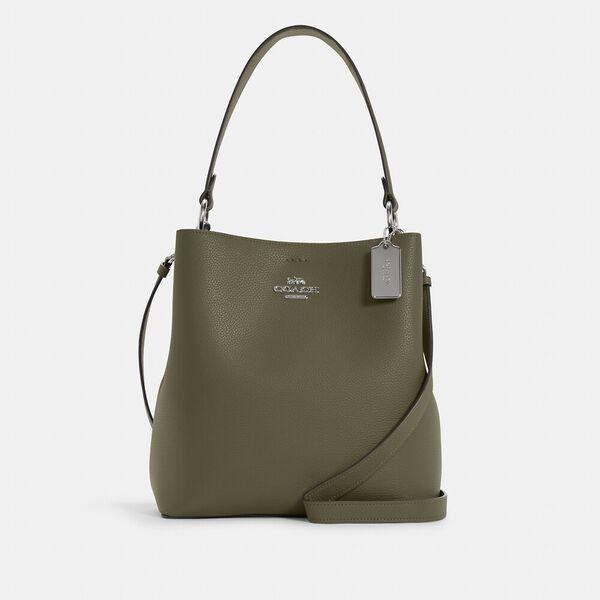 Town Bucket Bag, SV/SURPLUS, hi-res