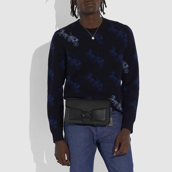 Tabby Belt Bag, JI/BLACK, hi-res