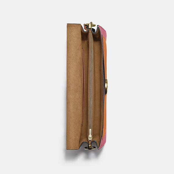Tabby Shoulder Bag 26 In Colorblock, B4/TAFFY ORANGE MULTI, hi-res