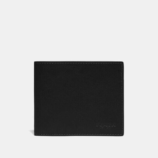3-In-1 Wallet, BLACK, hi-res