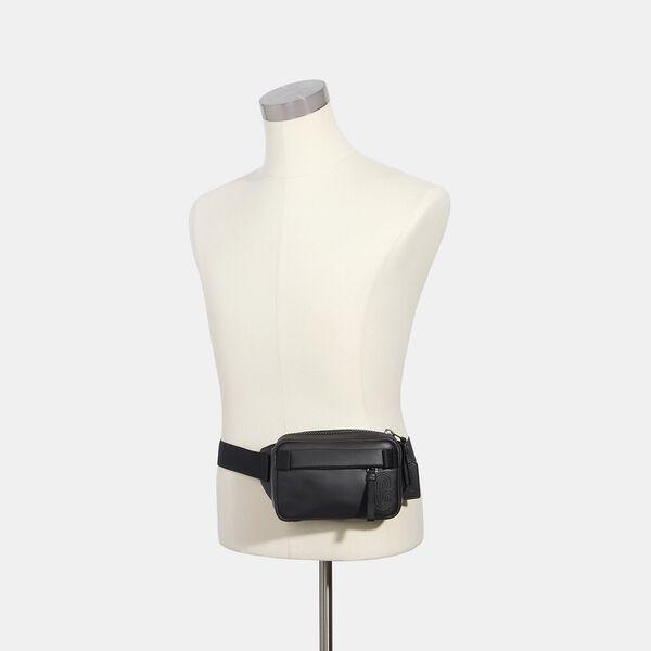 Mini Edge Belt Bag, QB/BLACK, hi-res