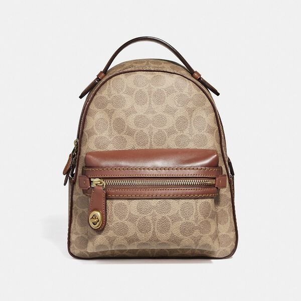 Campus Backpack 23 In Signature Canvas