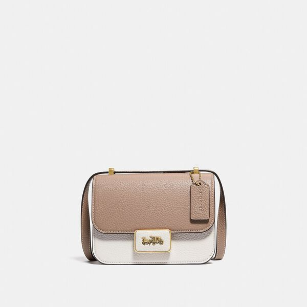 Alie Shoulder Bag 18 In Colorblock