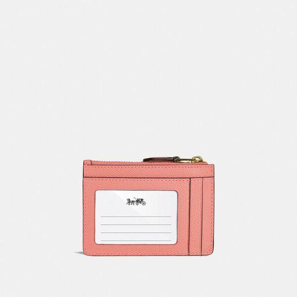Mini Skinny Id Case, B4/CANDY PINK, hi-res