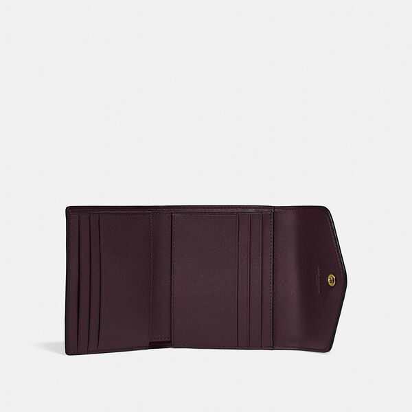 Wyn Small Wallet, B4/CANDY PINK, hi-res