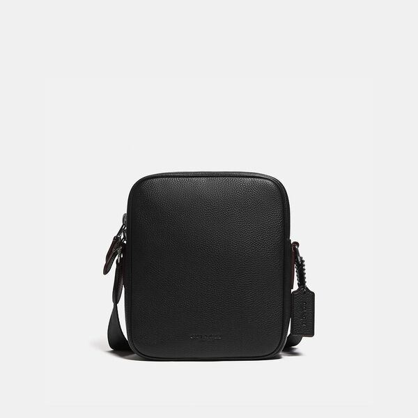 Metropolitan Soft Crossbody, QB/BLACK, hi-res