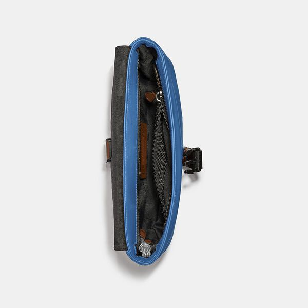 Pacer Belt Bag Crossbody With Coach Patch, JI/PACIFIC, hi-res