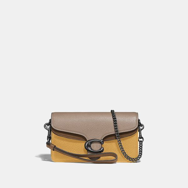 Tabby Crossbody In Colorblock, V5/HONEYCOMB MULTI, hi-res