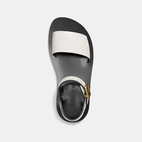 Ankle Strap Sandal, CHALK, hi-res