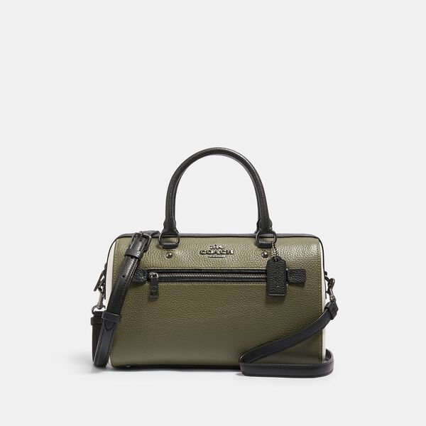 Rowan Satchel In Colorblock, QB/KELP MUTLI, hi-res