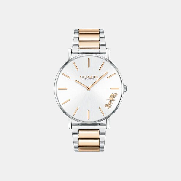 Perry Two-Tone Bracelet Watch