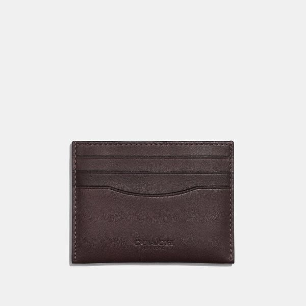 Card Case, MAHAGONY, hi-res