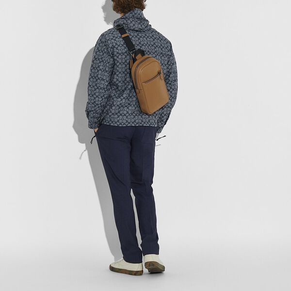 Metropolitan Soft Pack, QB/LIGHT SADDLE, hi-res