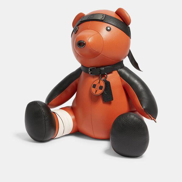 Coach X Michael B. Jordan Naruto Collectible Bear