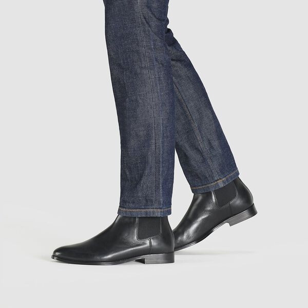 Metropolitan Chelsea Boot, BLACK, hi-res