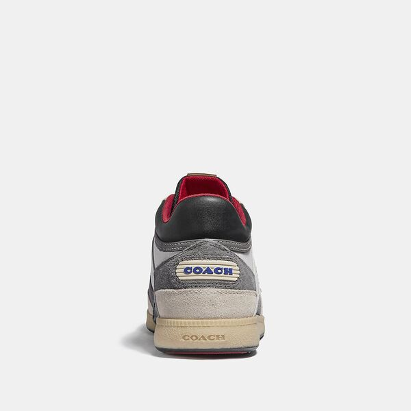 Citysole Mid Top Sneaker, CHK/HTHR GRY, hi-res