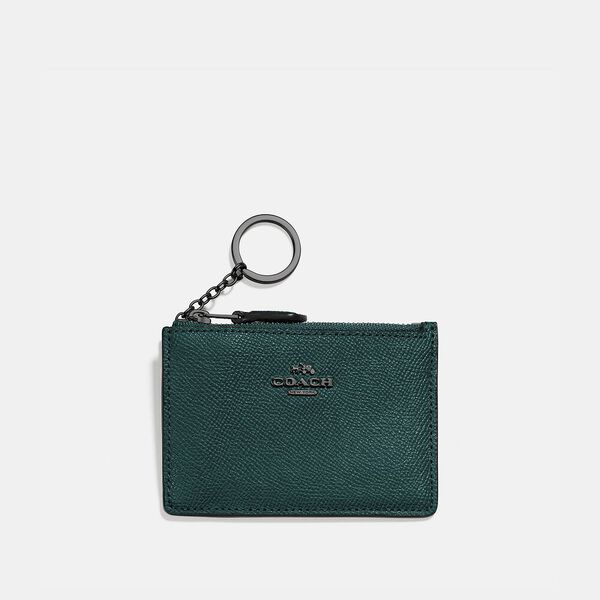 Mini Skinny Id Case, V5/FOREST, hi-res