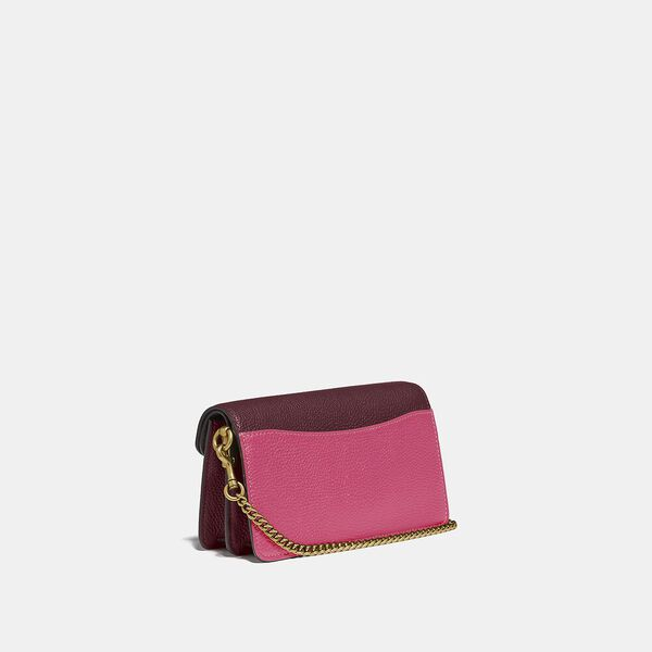 Tabby Crossbody In Colorblock, B4/CONFETTI PINK MULTI, hi-res