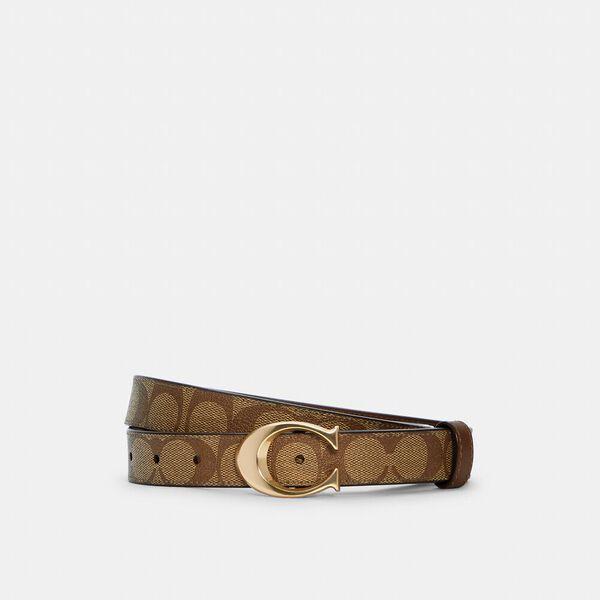 Signature Buckle Belt, 25mm
