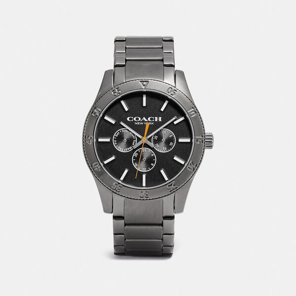 Casey Watch, 42Mm, GREY, hi-res