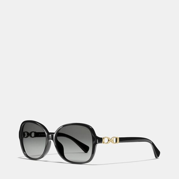 Signature Rectangle Sunglasses