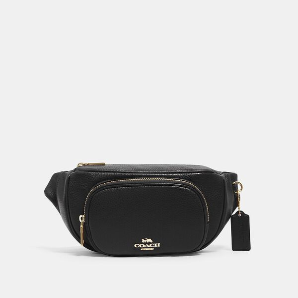 Court Belt Bag, IM/BLACK, hi-res