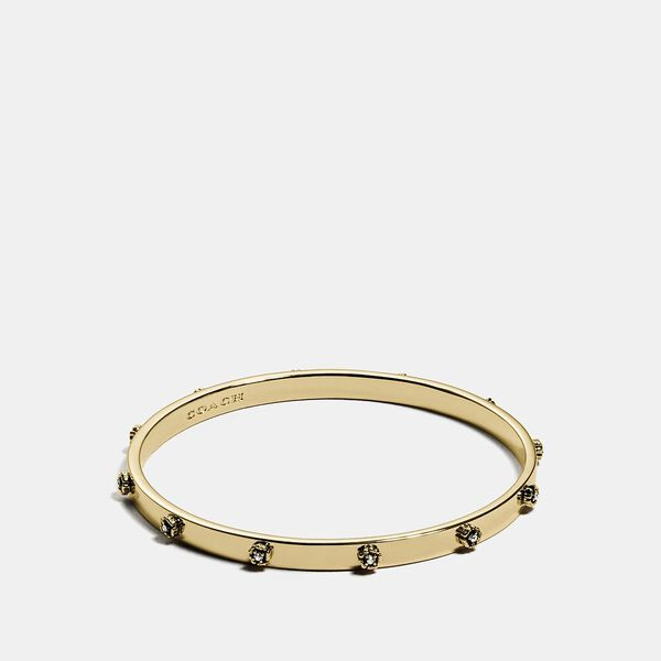 Tea Rose Bangle, GOLD, hi-res