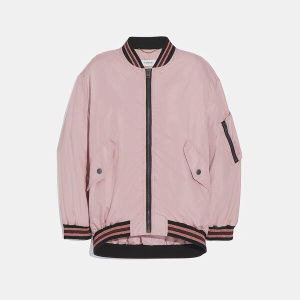 Nylon Ma-1 Jacket