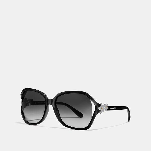 Integration Flower Sunglasses