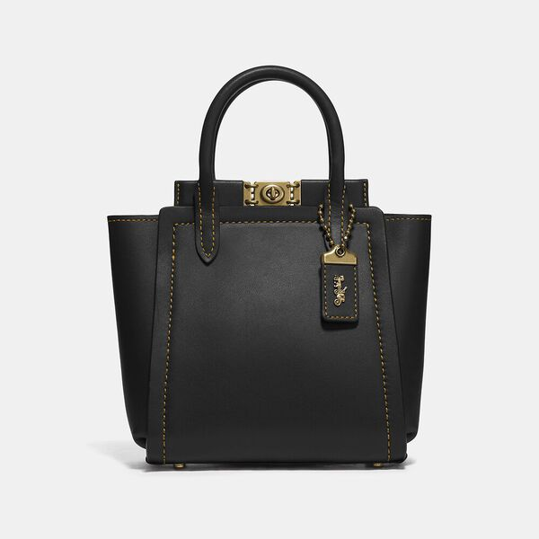 Glovetanned Leather Troupe Tote 16