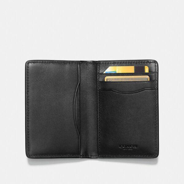 Card Wallet, BLACK, hi-res