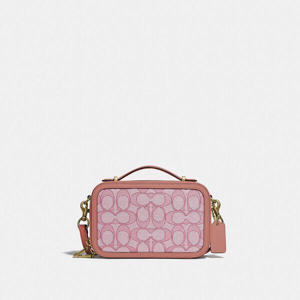 Alie Belt Bag In Signature Jacquard