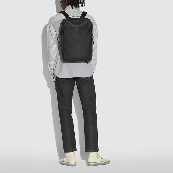 Metropolitan Soft Convertible Backpack, QB/BLACK, hi-res
