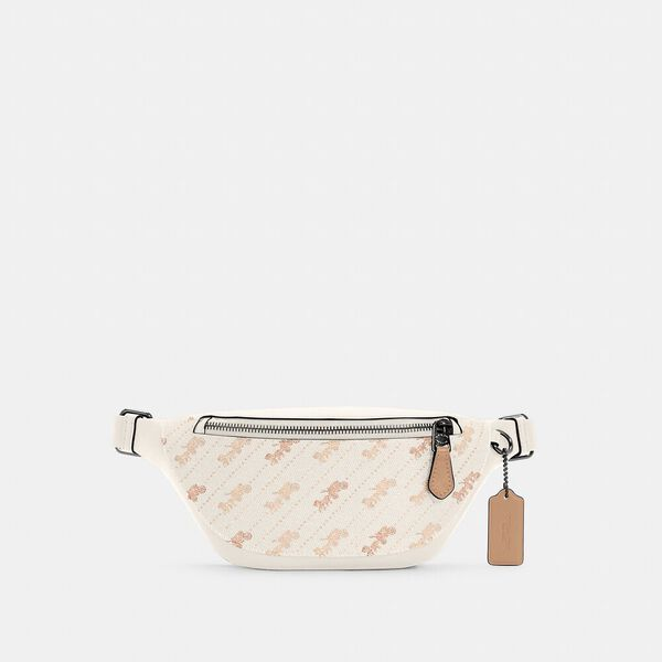 Warren Mini Belt Bag With Horse And Carriage Dot Print