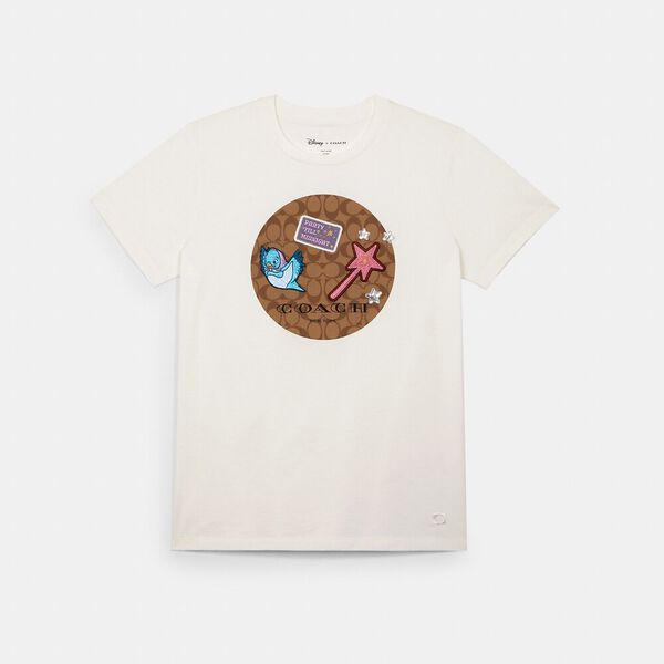 Disney x Coach Signature Princess Patches T-Shirt