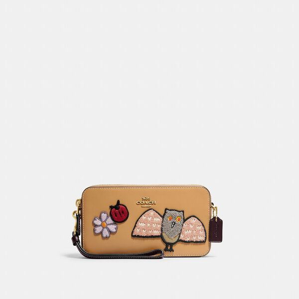 Kira Crossbody With Creature Patches