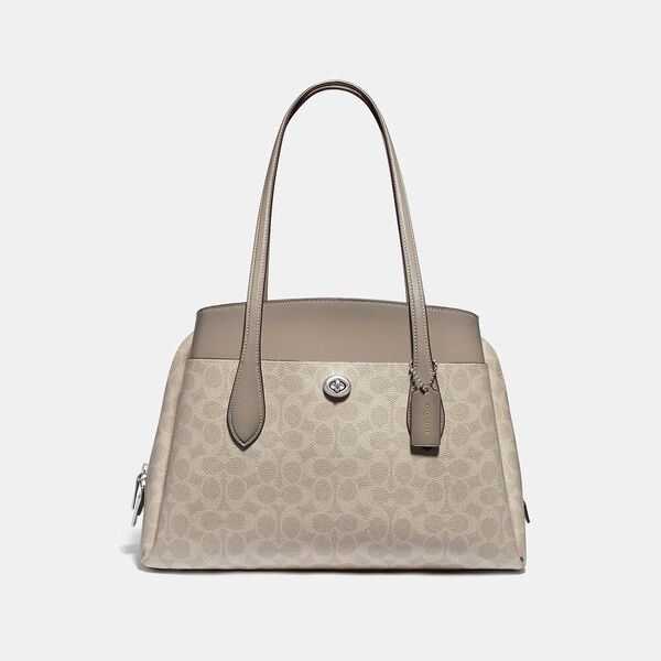 Lora Carryall In Signature Canvas
