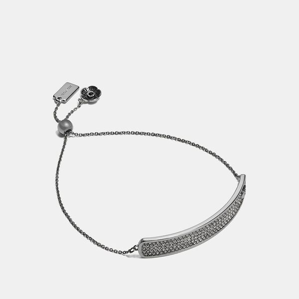 Slider Bracelet, SV/SILVER, hi-res