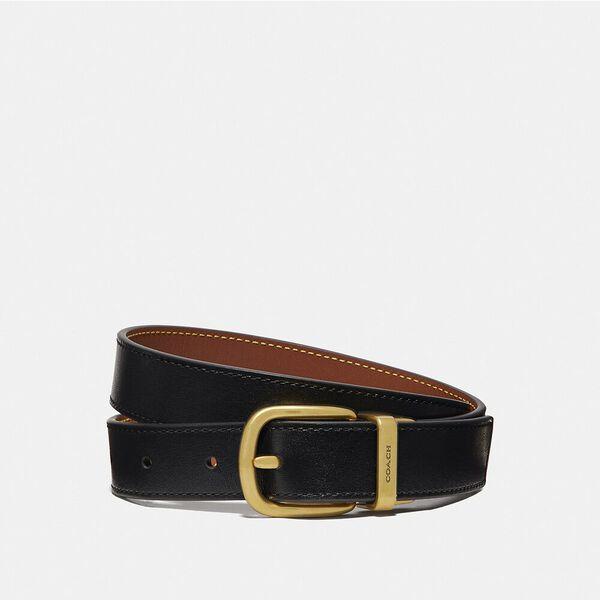 Classic Reversible Belt, B4/BLACK 1941 SADDLE, hi-res