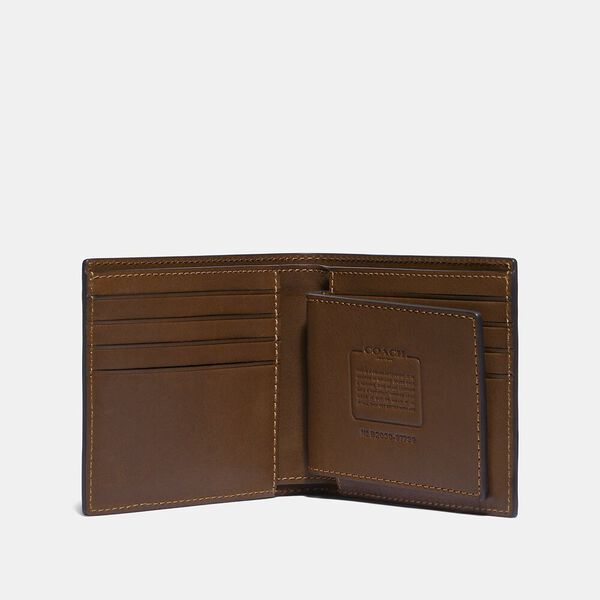 3-In-1 Wallet, SADDLE, hi-res