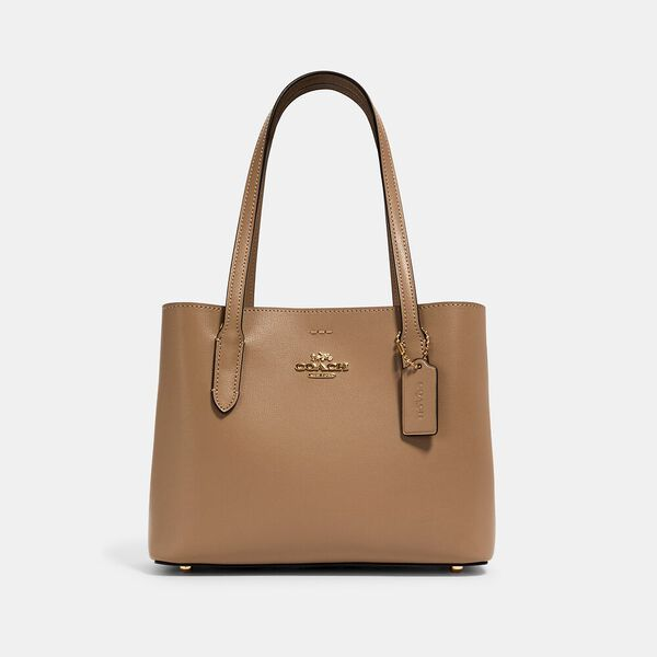 Mini Avenue Carryall, IM/TAUPE WINE, hi-res
