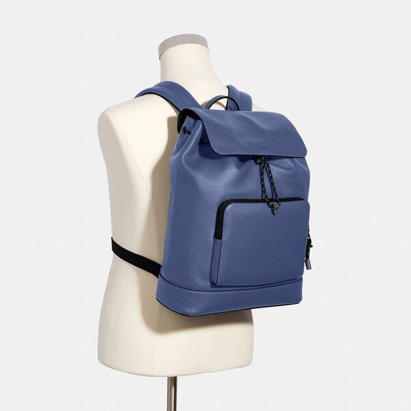 Turner Backpack, QB/BLUE MIST, hi-res