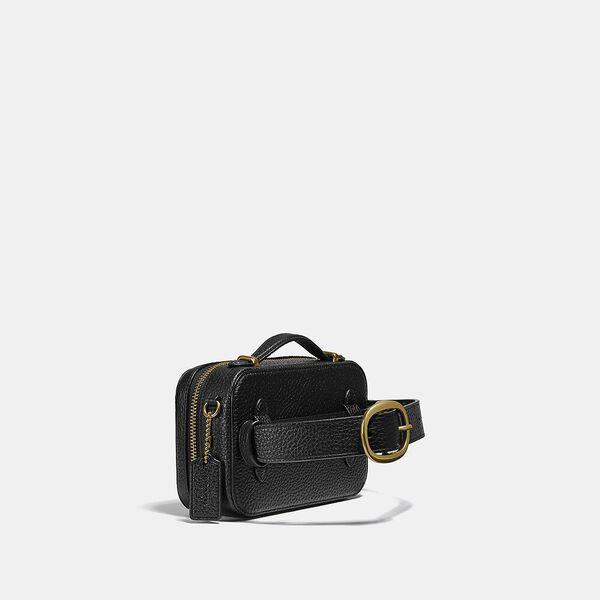 Alie Belt Bag, B4/BLACK, hi-res
