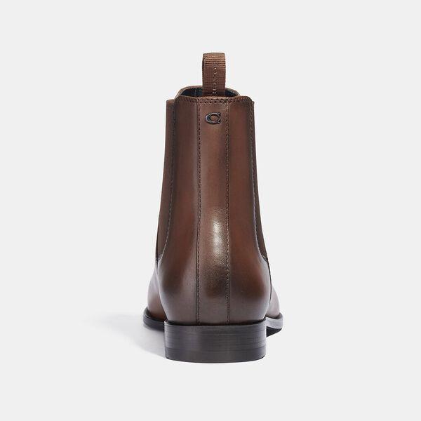 Metropolitan Chelsea Boot, SADDLE, hi-res