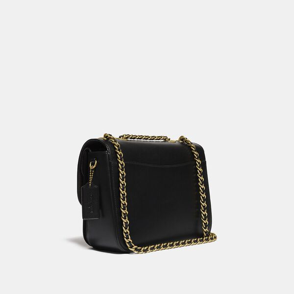 Madison Shoulder Bag, B4/BLACK, hi-res