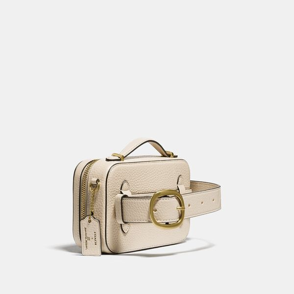 Coach X Basquiat Famous Alie Belt Bag, B4/IVORY, hi-res